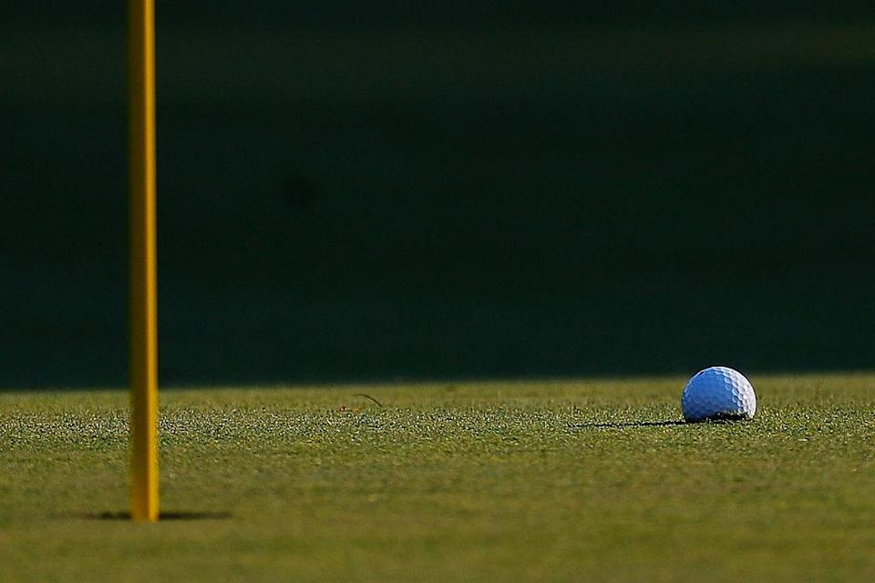 Get in the hole! (Getty)