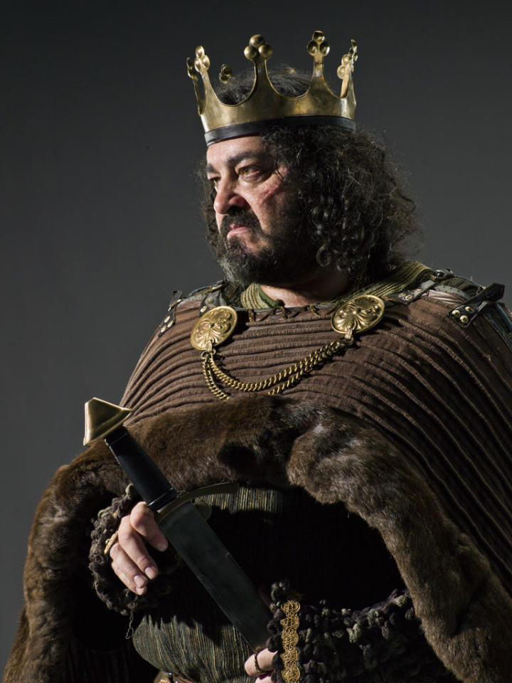 King Aelle - played by Ivan Kaye