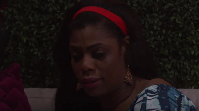 "Reality TV star Omarosa Manigault Newman, who made a fiery exit from her job as President Donald Trump's White House aide in December, is spilling some political tea on CBS' ""Celebrity Big Brother,"" telling a fellow cast member that she ""was haunted by tweets every single day"" and that the administration is ""bad."""