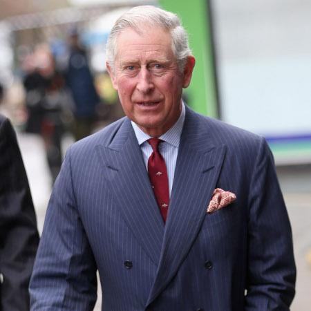 Prince Charles relishes grandfather role