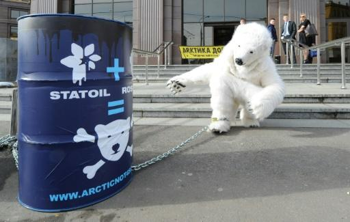 Environmentalists take Norway to court over Arctic drilling