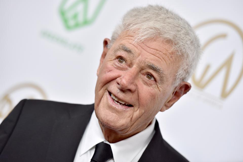 BEVERLY HILLS, CA - JANUARY 19:  Richard Donner attends the 30th Annual Producers Guild Awards at The Beverly Hilton Hotel on January 19, 2019 in Beverly Hills, California.  (Photo by Axelle/Bauer-Griffin/FilmMagic)