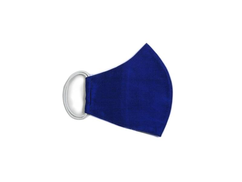 This brightly coloured mask is designed to follow the contours of your nose for a snug fitCoco Rose London