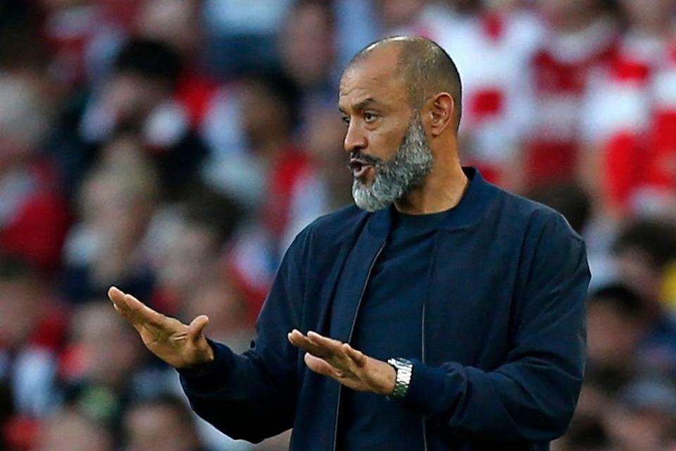 Nuno admits he got Tottenham's game plan all wrong against Arsenal  (IKIMAGES/AFP via Getty Images)
