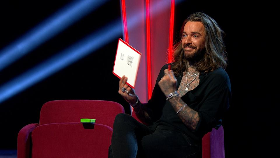 From ITV Studios  Iain Stirling's CelebAbility: SR5: Ep3 on ITV2  Pictured: Pete Wicks.  This photograph is (C) ITV Plc and can only be reproduced for editorial purposes directly in connection with the programme or event mentioned above, or ITV plc. Once made available by ITV plc Picture Desk, this photograph can be reproduced once only up until the transmission [TX] date and no reproduction fee will be charged. Any subsequent usage may incur a fee. This photograph must not be manipulated [excluding basic cropping] in a manner which alters the visual appearance of the person photographed deemed detrimental or inappropriate by ITV plc Picture Desk.  This photograph must not be syndicated to any other company, publication or website, or permanently archived, without the express written permission of ITV Picture Desk. Full Terms and conditions are available on the website www.itv.com/presscentre/itvpictures/terms  For further information please contact: james.hilder@itv.com / 0207 157 3052