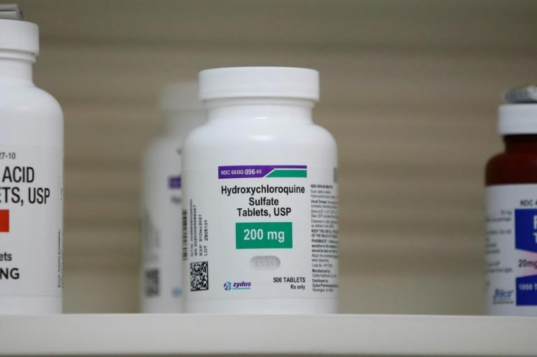 Tests pitting existing drugs against Covid showed they were largely ineffective (AFP/GEORGE FREY)