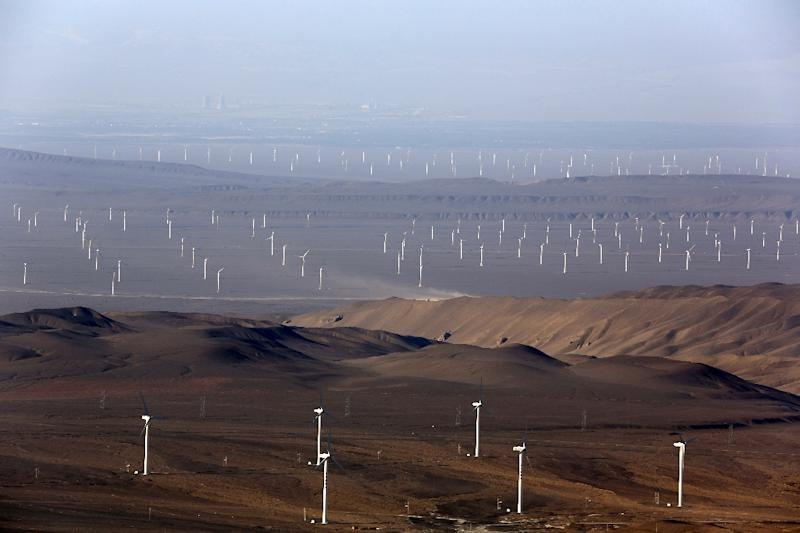 China takes global lead in clean energy: report