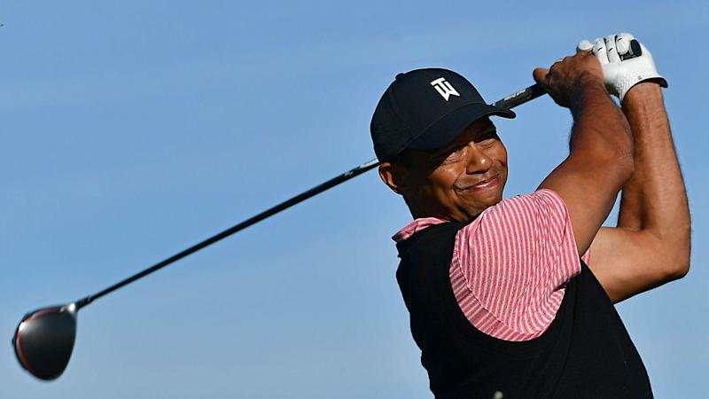 genesis open 2019  tiger woods u0026 39  tee times for round 4  tv
