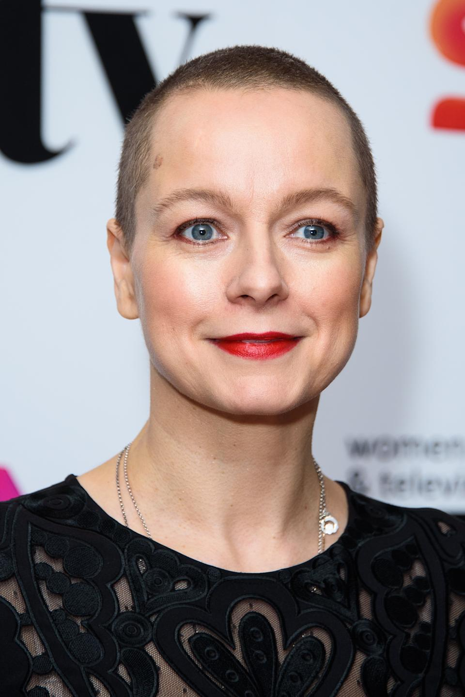 Samantha Morton during Women in Film & TV Awards 2019 at Hilton Park Lane on December 06, 2019 in London, England. (Photo by Joe Maher/Getty Images)