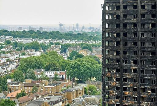 Fears for thousands of tower block residents after London inferno