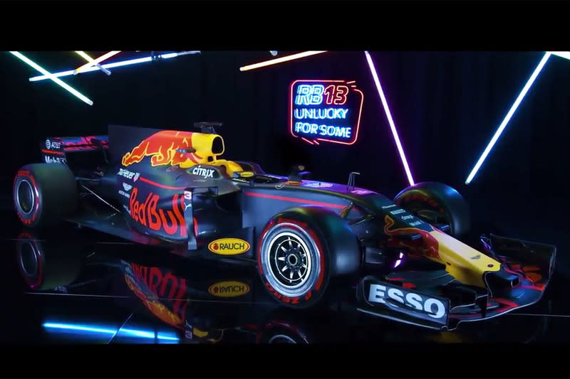 """2017: Red Bull RB13<span class=""""copyright"""">Red Bull Content Pool</span>"""