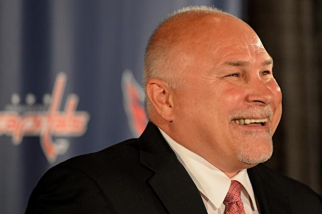 Barry Trotz on coaching Capitals, Alex Ovechkin and 'defensive coach' label