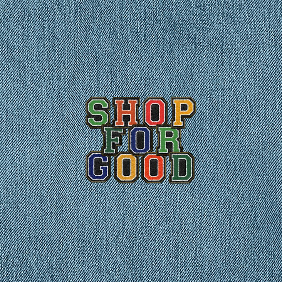 Shop for Good will run through the month of August.