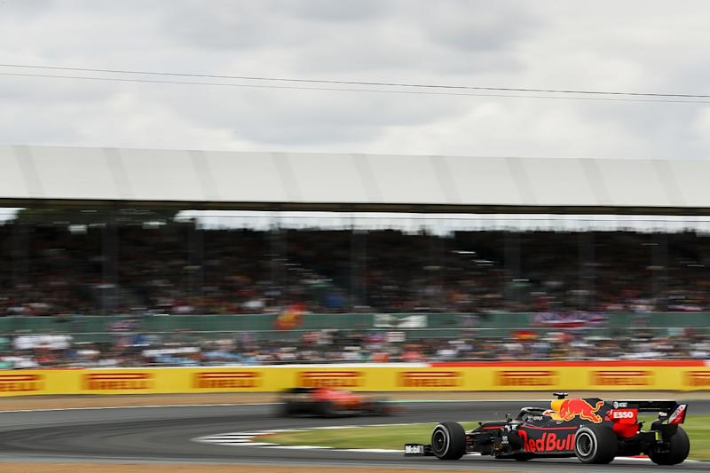 F1 confirms first eight European races of 2020