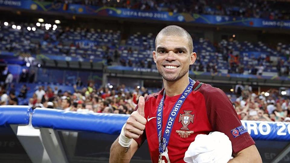 Pepe   VI-Images/Getty Images