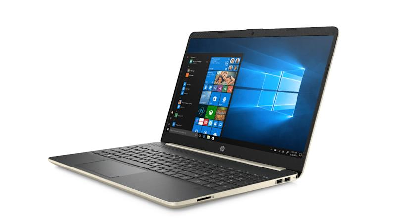 "HP 15 Laptop, 15.6"" Display, Intel Core i5-8265U. (Photo: Walmart)"