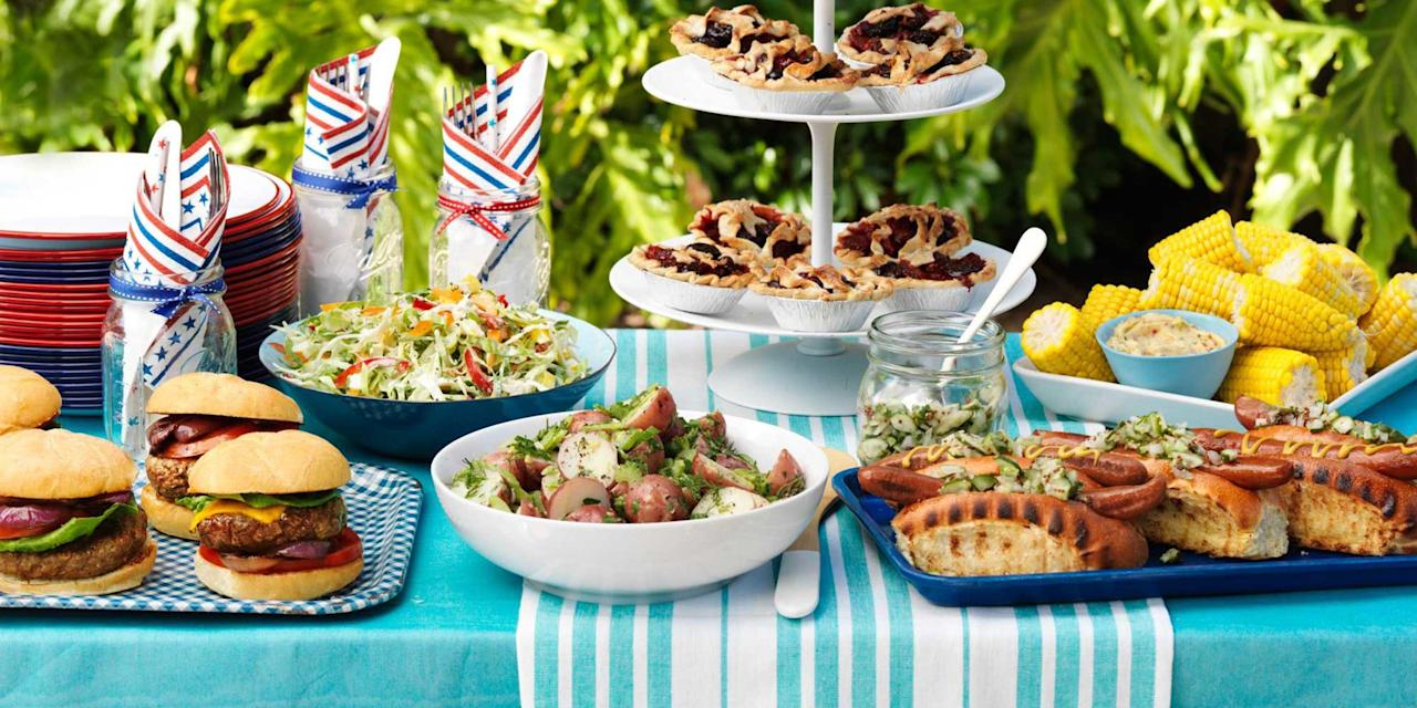 <p>Have your most creative (and delicious!) holiday cookout yet.</p>