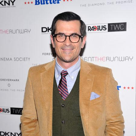 Ty Burrell: Modern Family promotes gay rights
