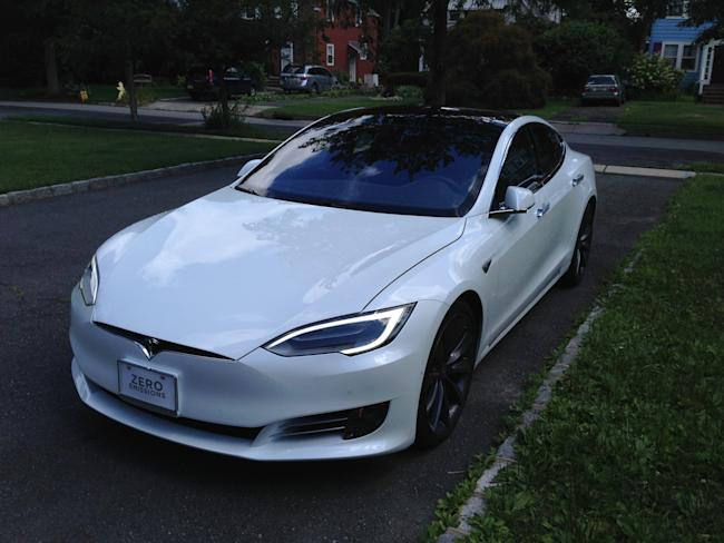 I took a Tesla Model S and a Toyota Camry on the same road trip
