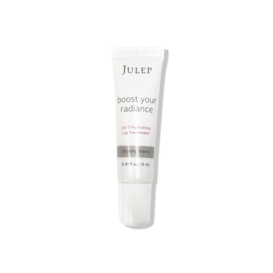"<h3>Julep Boost Your Radiance 24/7 Hydrating Lip Treatment</h3>Raise your hand if you've ever felt personally victimized by chapped lips.  If your hand is up, you need this shea butter-infused treatment in your arsenal. <br><br><br><strong>Julep</strong> Boost Your Radiance 24/7 Hydrating Lip Treatment, $, available at <a href=""https://go.skimresources.com/?id=30283X879131&url=https%3A%2F%2Fwww.julep.com%2Fproducts%2Fboost-your-radiance-24-7-hydrating-lip-treatment"" rel=""nofollow noopener"" target=""_blank"" data-ylk=""slk:Julep"" class=""link rapid-noclick-resp"">Julep</a><br>"
