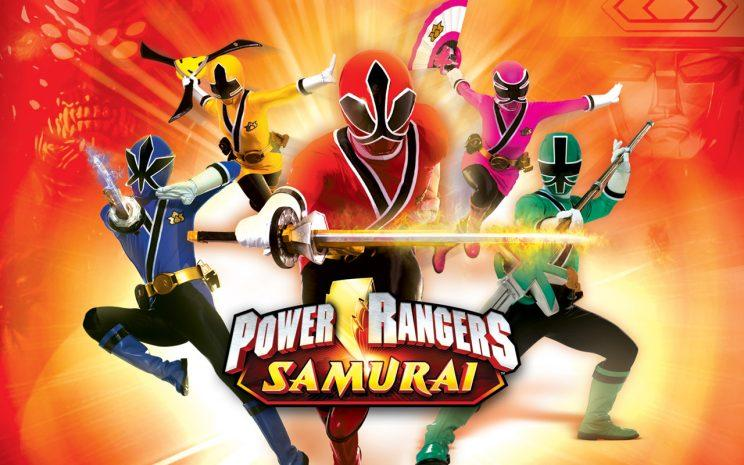 Power Rangers Samurai and Super Samurai
