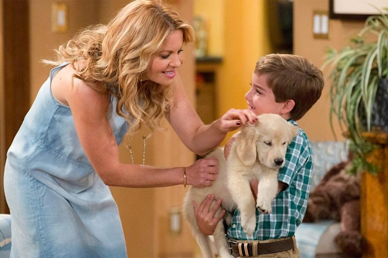 Cosmo the dog from Fuller House dies