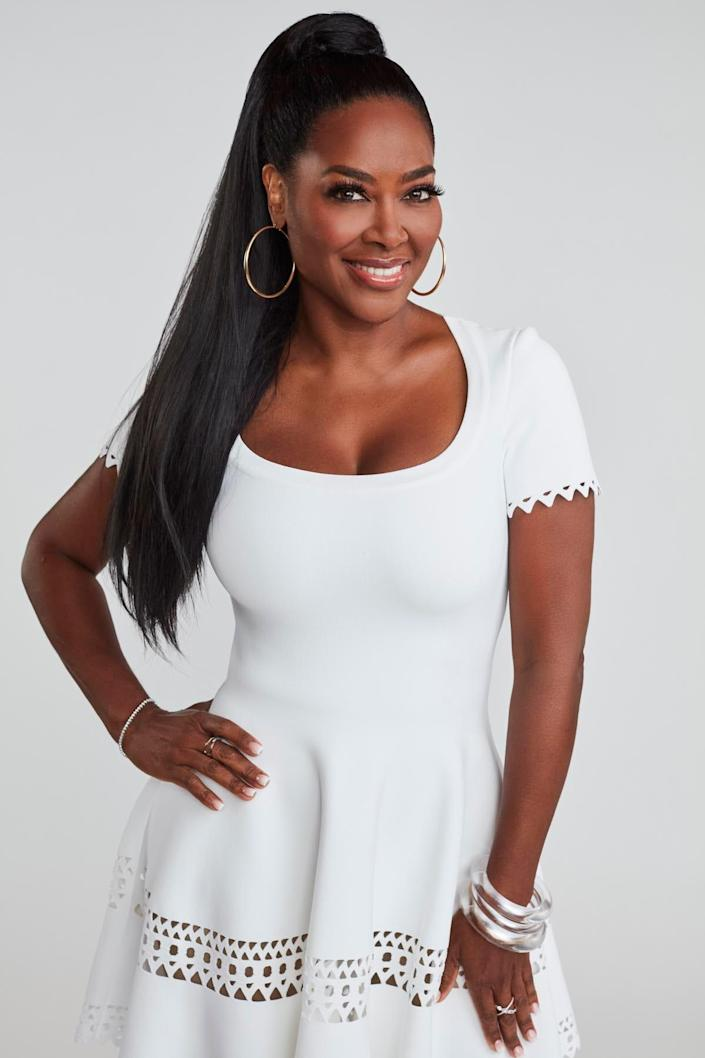 """Kenya Moore """"Dancing with the Stars"""" cast photo"""