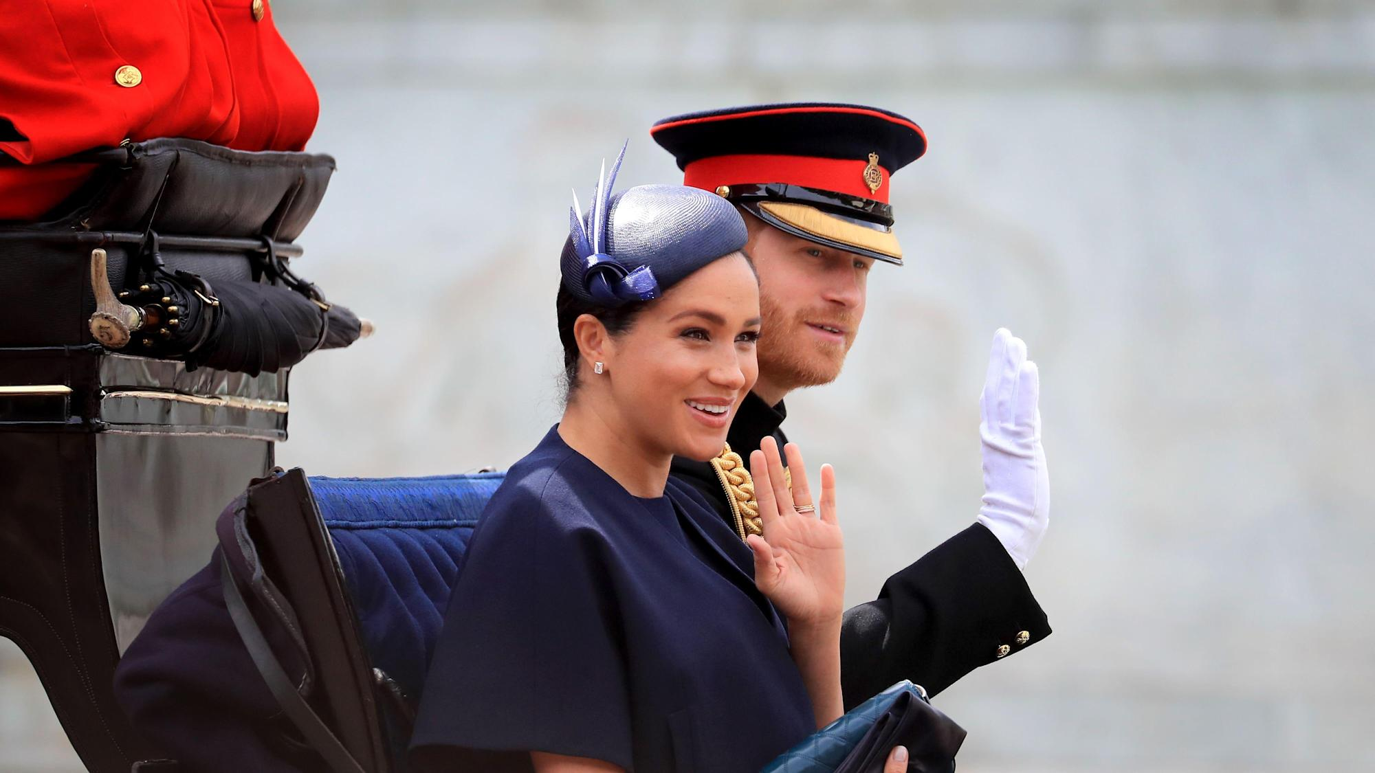The facts behind Harry and Meghan's Oprah interview