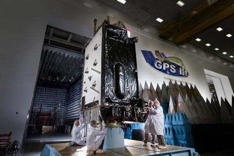 GPS III Satellite Launches with BAE Systems RAD750 Single Board Computers