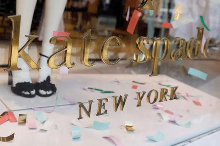 FILE PHOTO: The outside of a Kate Spade store is seen in Manhattan, New York, U.S., June 5, 2018.  REUTERS/Shannon Stapleton/File Photo
