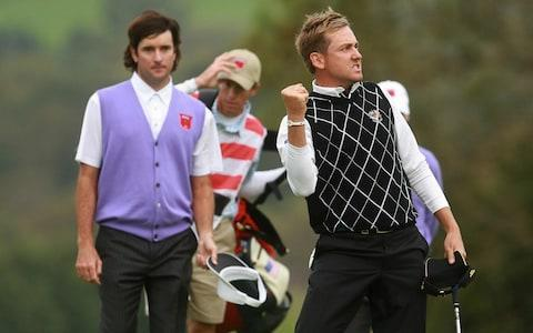 <span>Bubba Watson has yet to feature on a winning US team</span> <span>Credit: Getty Images </span>