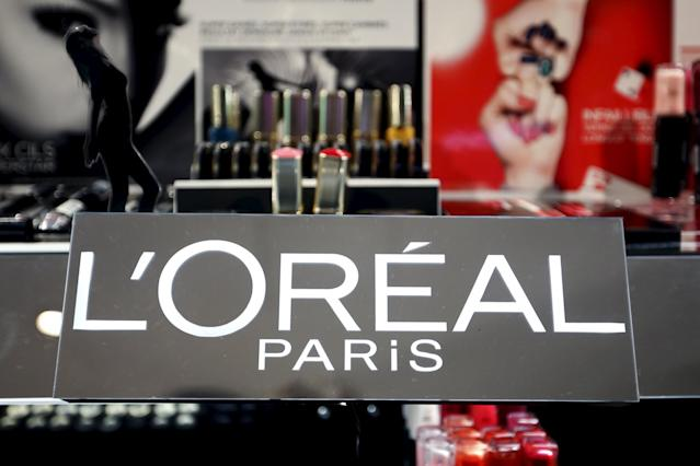 <p>No. 8: L'Oreal<br> (Reuters) </p>