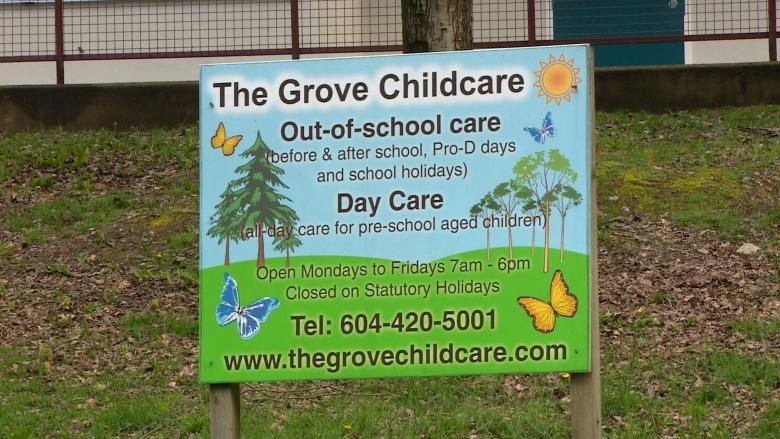 Parents struggle to find daycare as B.C. schools make space for more classrooms