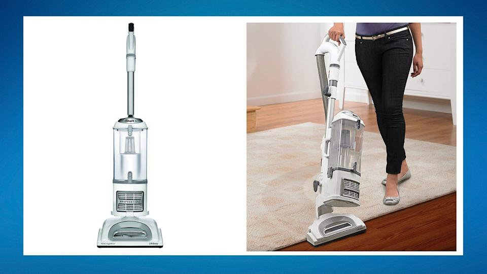 Save more than $90 on the SharkNinja Navigator Lift-Away Professional vacuum during Amazon's limited time Black Friday sale.