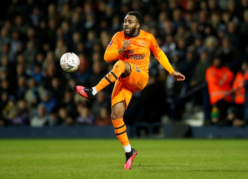 FILE PHOTO: FA Cup Fifth Round - West Bromwich Albion v Newcastle United