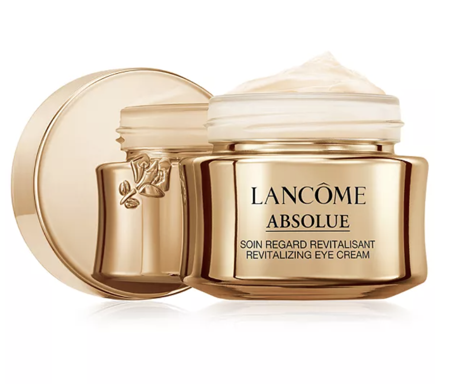 """<p><strong>Lancôme</strong></p><p>macys.com</p><p><strong>$128.00</strong></p><p><a href=""""https://go.redirectingat.com?id=74968X1596630&url=https%3A%2F%2Fwww.macys.com%2Fshop%2Fproduct%2Flancome-absolue-revitalizing-eye-cream-with-grand-rose-extracts-0.7-oz.%3FID%3D7796314%26CategoryID%3D30078&sref=https%3A%2F%2Fwww.goodhousekeeping.com%2Fbeauty%2Fanti-aging%2Fg34520642%2Fbest-collagen-creams%2F"""" rel=""""nofollow noopener"""" target=""""_blank"""" data-ylk=""""slk:Shop Now"""" class=""""link rapid-noclick-resp"""">Shop Now</a></p><p>The winner of the GH Beauty Lab's <a href=""""https://www.goodhousekeeping.com/beauty/anti-aging/g26858923/best-eye-creams/"""" rel=""""nofollow noopener"""" target=""""_blank"""" data-ylk=""""slk:anti-aging eye cream"""" class=""""link rapid-noclick-resp"""">anti-aging eye cream</a> test, Lancôme's luxe formula with collagen-protecting vitamin C effectively firms and moisturizes the eye area. The formula <strong>boosted skin firmness by 29% in four weeks and increased hydration 41% </strong>in measurements with the Lab's Corneometer machine. It left skin """"smooth and younger-looking from the very first use,"""" a tester said. </p>"""