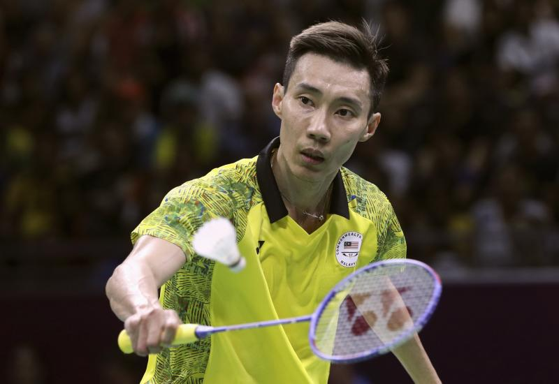 Youth and Sports Minister Syed Saddiq Abdul Rahman sent his well wishes to national shuttled Datuk Lee Chong Wei after BAM confirmed that the shuttler is suffering from nose cancer. — Reuters pic