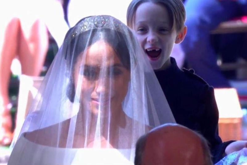 John Mulroney photo-bombed Meghan Markle as she walked down the aisle: BBC