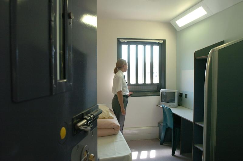 A cell in HMP Bronzefield women's prison (Photo: Tim Ockenden - PA Images via Getty Images)