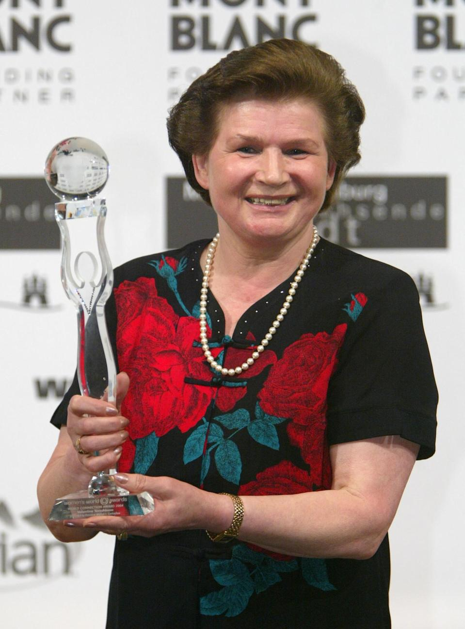 <p>In 1963, Russian astronaut Valentina Tereshkova became the first woman to travel into space. Her journey as an astronaut started when she learned to parachute in her spare time. This experience led to Valentina being picked for the Soviet space program in a space race between Russia and the US. The Soviets were determined to be the first to send a woman into space and so they were. After her space endeavours, Valentina became a prominent member of the Communist party, heading up the Soviet Committee for Women. Now 79, she has since said she'd love to travel to Mars if given the opportunity. <i>[Photo: Getty]</i> </p>