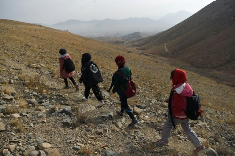 Free to Run aims to empower girls and women in conflict zones through sports like running, hiking, skiing, cycling and kayaking