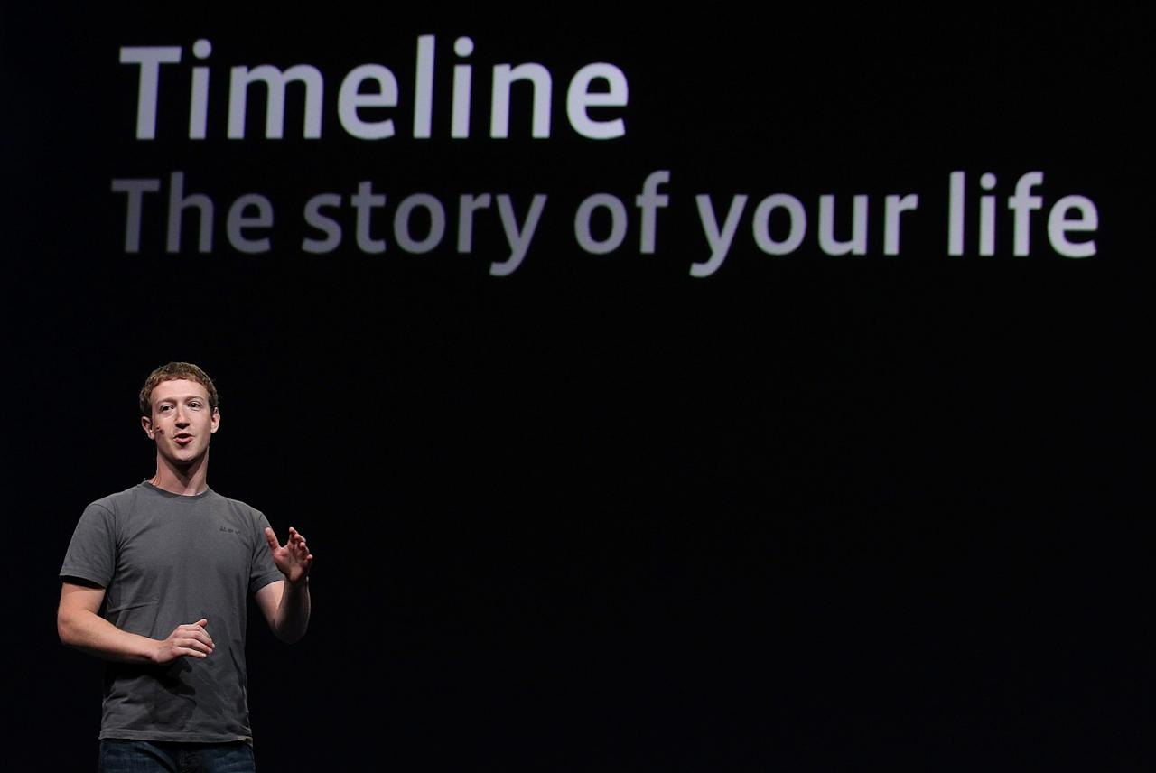 <p>No. 1 most empathetic company: Facebook <br /> SAN FRANCISCO, CA – SEPTEMBER 22: Facebook CEO Mark Zuckerberg delivers a keynote address during the Facebook f8 conference on September 22, 2011 in San Francisco, California. <br /> (Photo by Justin Sullivan/Getty Images) </p>