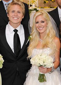Spencer and Heidi's nuptials made our list (Frank Micelotta/Getty Images)