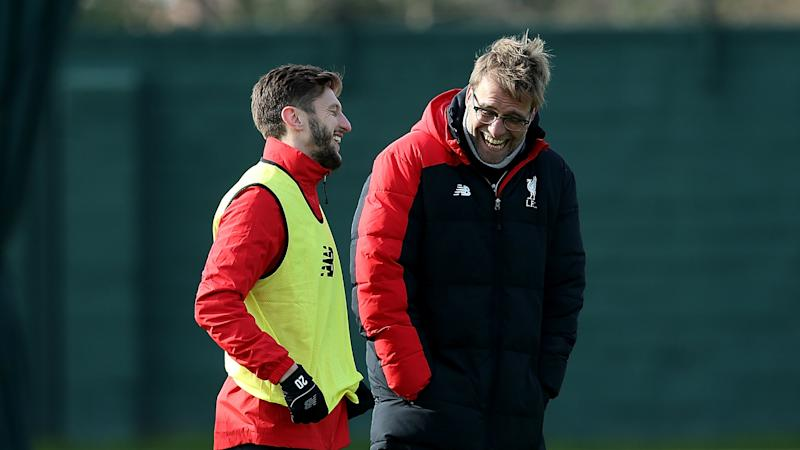 Lallana needed to leave his comfort zone - Klopp
