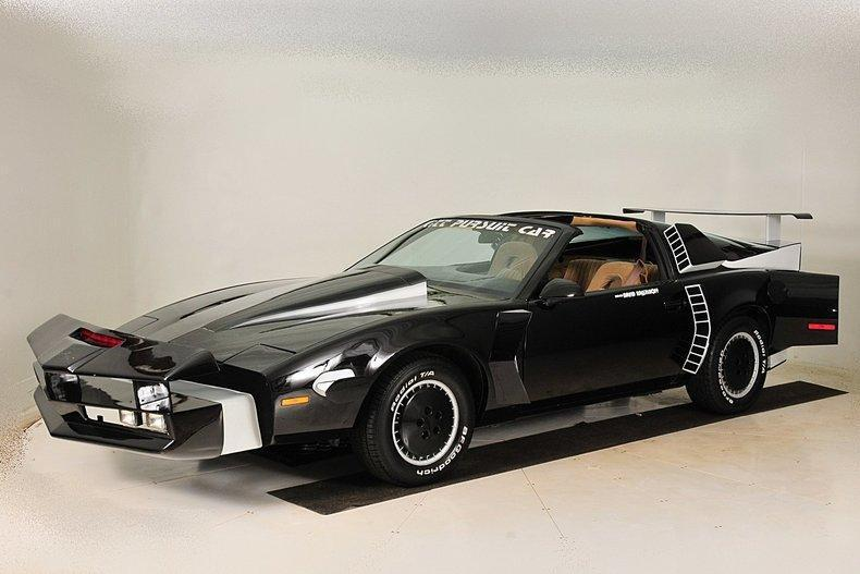 Knight Rider's KITT is up for sale!