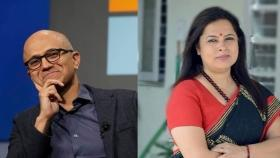 'He should go to WhatsApp University': Twitterati mock Meenakshi Lekhi for saying Satya Nadella needed to be 'educated'