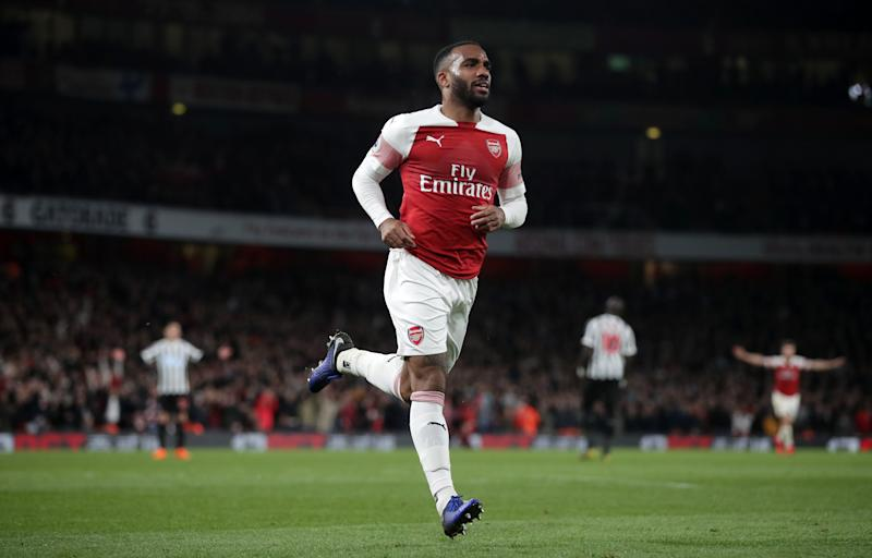 Emery Give Reasons For Resting Key Players Against Newcastle