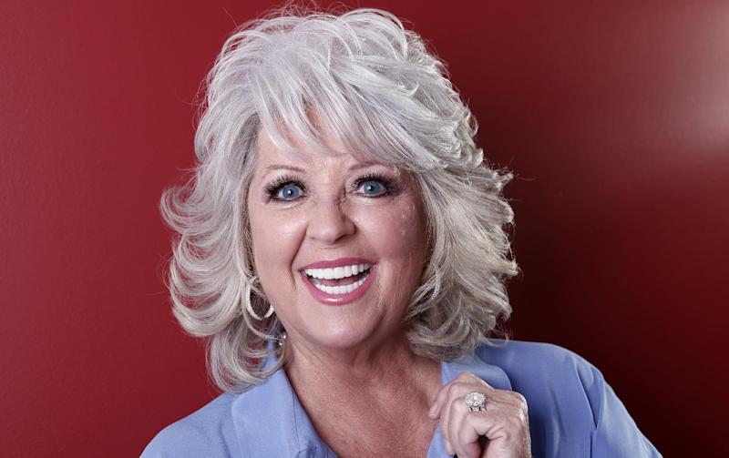 FILE - This Jan. 17, 2012 file photo shows celebrity chef Paula Deen posing for a portrait in New York. Deen says she has used racial slurs in the past but insists she and her brother, who are accused of racial and sexual discrimination in a lawsuit by a former manager of their restaurant, don't tolerate hateful behavior. In a court deposition conducted on May 17, 2013 and filed Monday, June 17, 2013, in federal court, an attorney for former restaurant manager Lisa Jackson presses the 66-year-old Deen about her racial views and those of her brother, Bubba Hiers. (AP Photo/Carlo Allegri, File)