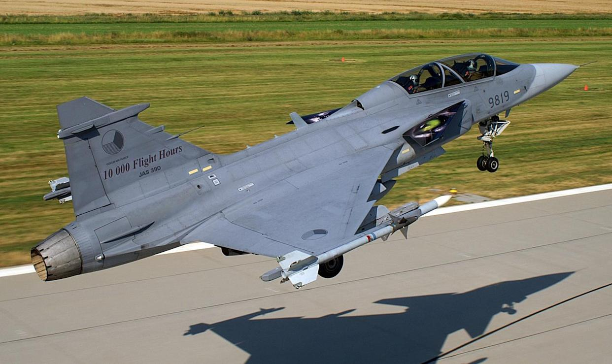 Can't Afford an F-35? Introducing the JAS-39 Gripen