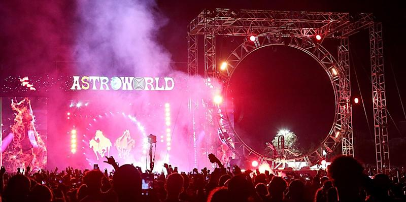 f67c88f2 Travis Scott's Astroworld Tour 101: What You Need to Know